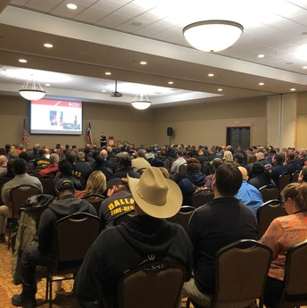 Sunnyvale Fire attends conference