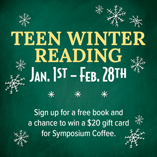 Winter Reading Program Just For Teens! ~ Tigard Library