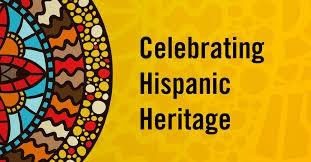 Hispanic/Latin X Heritage Month