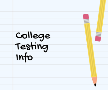 SAT/ACT COLLEGE TESTING DATES for 2019-20