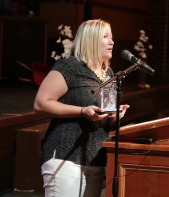 Annie Sullivan Award Winner