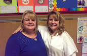 Mrs. Wall & Mrs. Rose