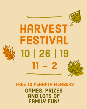 Harvest Festival Chairperson or Co-Chair Persons needed!