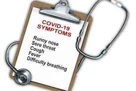 Symptoms at School?