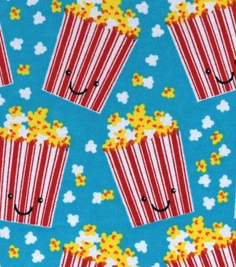PILLOWS, POPCORN & PJS!