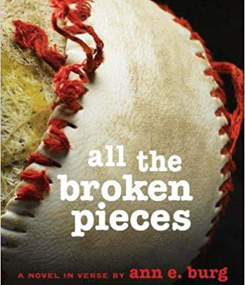 all the broken pieces