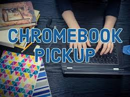 Student Chromebook Pick Up Take II Sept. 2nd