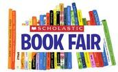 Book Fair will be April 17th-21st