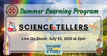 7/15-Science Tellers