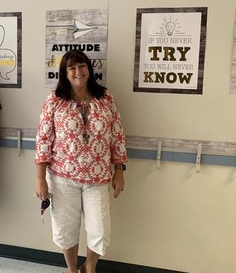 Congratulations Mrs. Wikander!