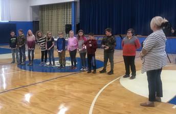 4th graders Tri-County Poem