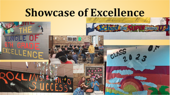 """The Showcase of Excellence"""