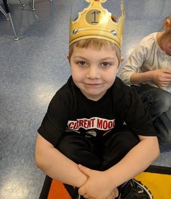Golden Crown:  Dakota W.