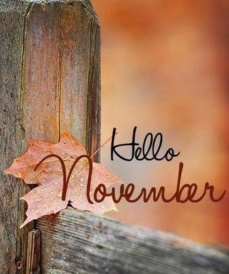November Important Dates