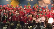 1st Graders: A Holiday Celebration