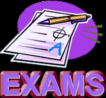 Final Exam Schedule 2019
