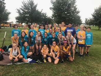XC District Results!