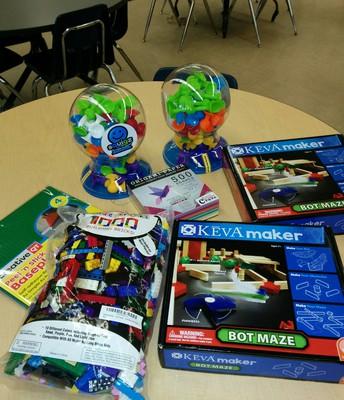 STEM/STEAM Makerspace Supplies - $340