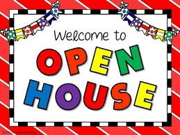 Open House/Meet Your Teacher Day