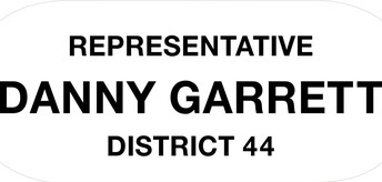 Representative Danny Garrett, District 44, logo