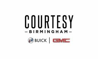 Courtesy Birmingham Buick GMC logo