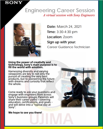 Sony Engineering Career Day Session