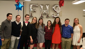 Congratulations French Honor Society Inductees!