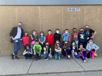 Mrs. Hillard's Third Grade Class!