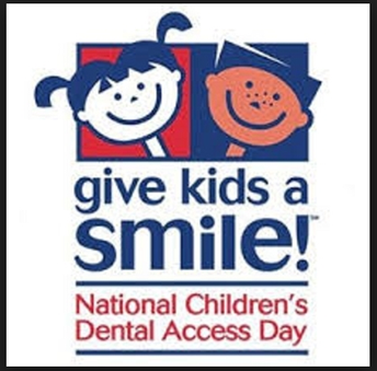 GIVE KIDS A SMILE DAY - FEBRUARY 1ST.