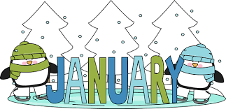 January School Dates