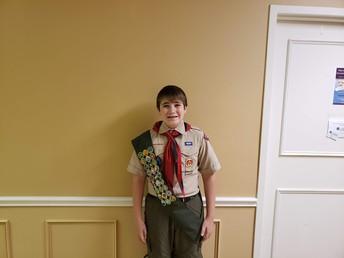 Trey Nelson - Troop 31