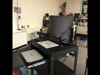 Tech Teaching Station