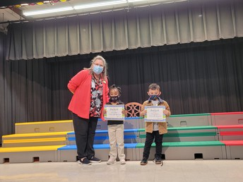 PK3 p.m. Quality Jacket Award Winners