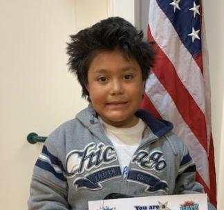 Carlos Juarez  2nd Grade