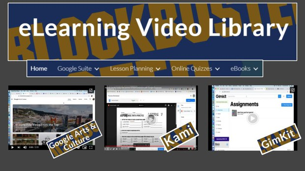 eLearning Video Library