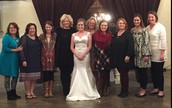 Brittany Pool Gets Married!