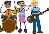 Band Lessons for 5th & 6th Grade Students