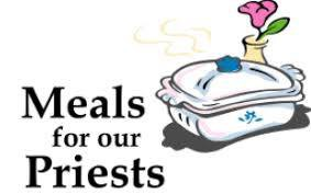 Meals for the Clergy