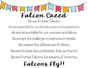 Falcon Creed