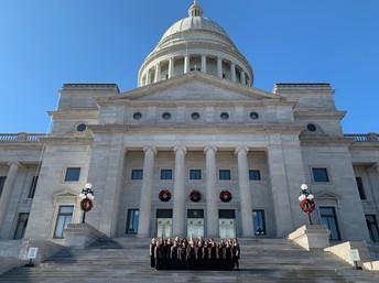 Choir at the Capital Dec 2019