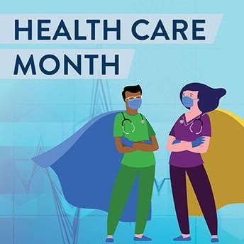 Minnesota Celebrates Healthcare Careers this January