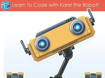 LEARN HOW TO CODE WITH KAREL THE ROBOT