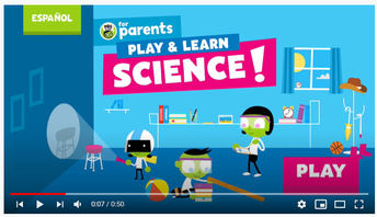 Example App: Play & Learning Science