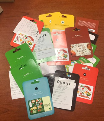 Grocery Gift Cards!