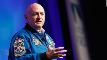 From the Moon to the Senate? Mark Kelly is Running