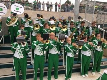 Wildcat Band Brass