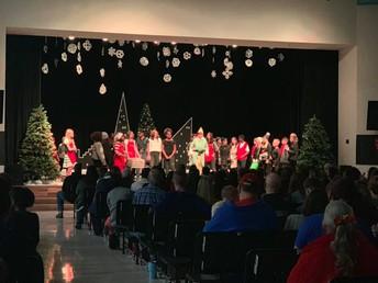 Rodriguez MS Theatre Presents Elf, Jr.
