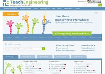 Teach Engineering!