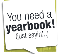 Buy your 2018-19 Yearbook now for $70!