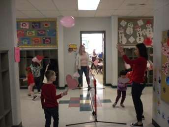 Swatting balloons in 4K
